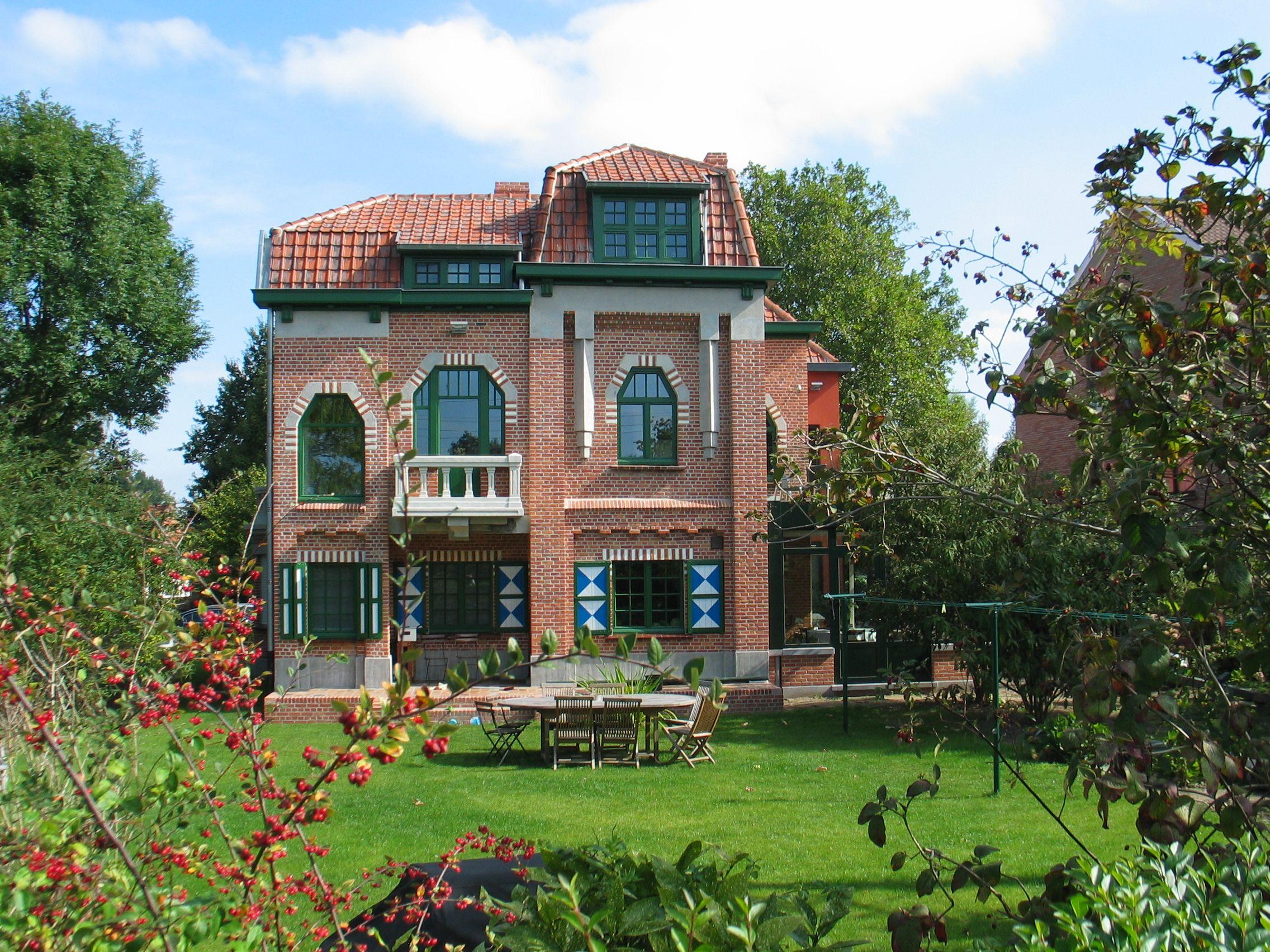 Landelijk archieven architect wouter cassiman architect wouter cassiman - Oude huis renovatie ...